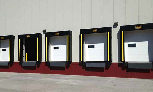 Loading Dock Equipment Aside Image