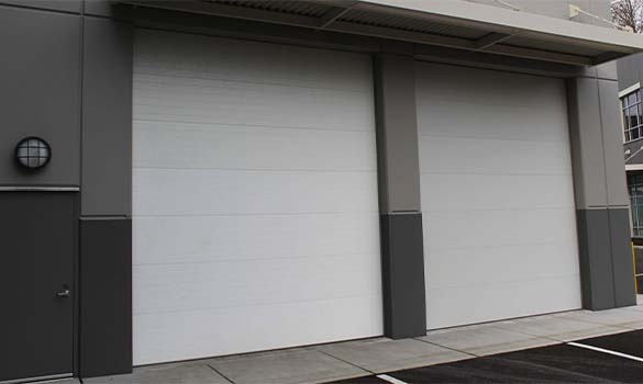 Sectional Doors Aside Image